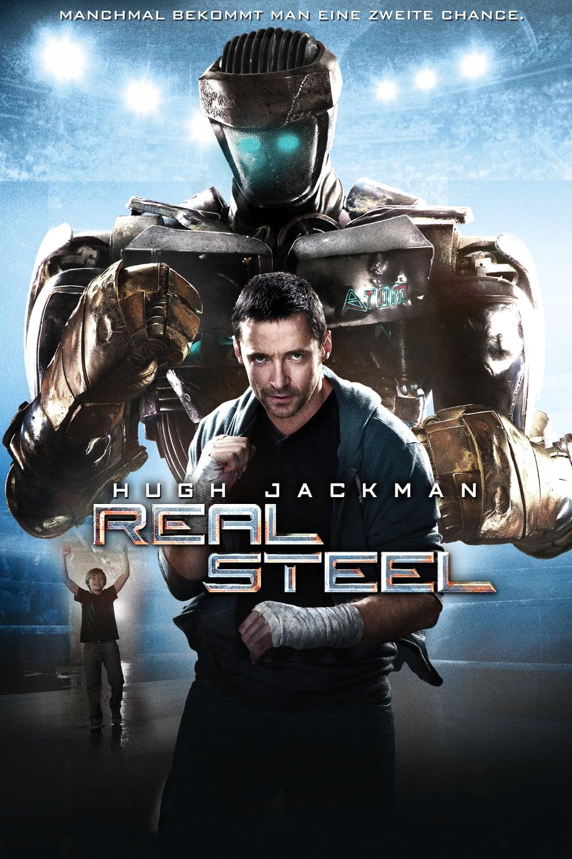 """Plakat von """"Real Steel"""""""