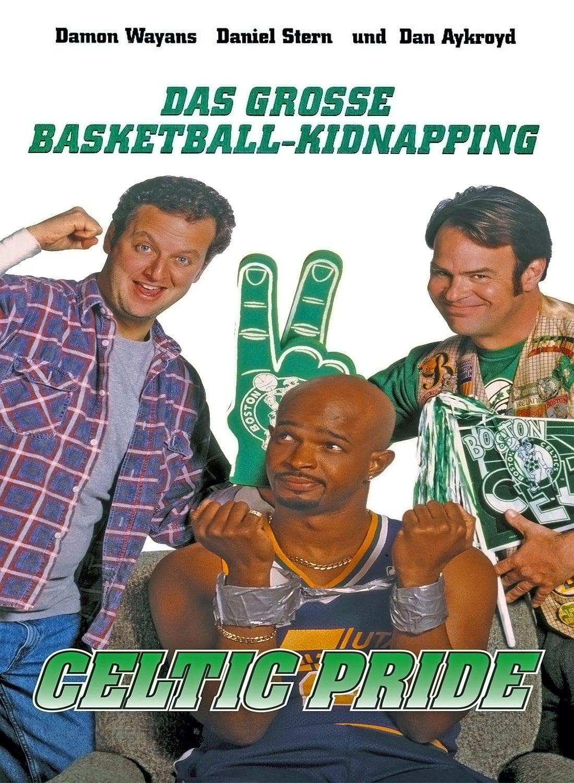 """Plakat von """"Das große Basketball-Kidnapping"""""""