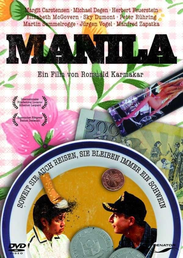 """Plakat von """"Manila"""""""