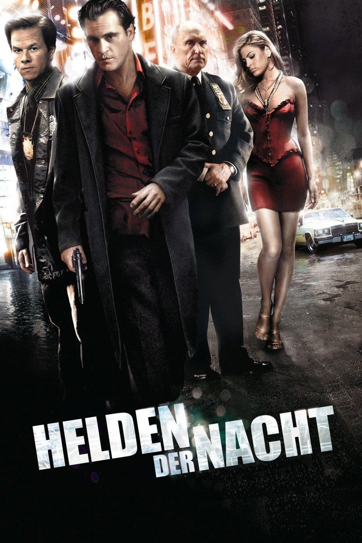 """Plakat von """"Helden der Nacht"""""""