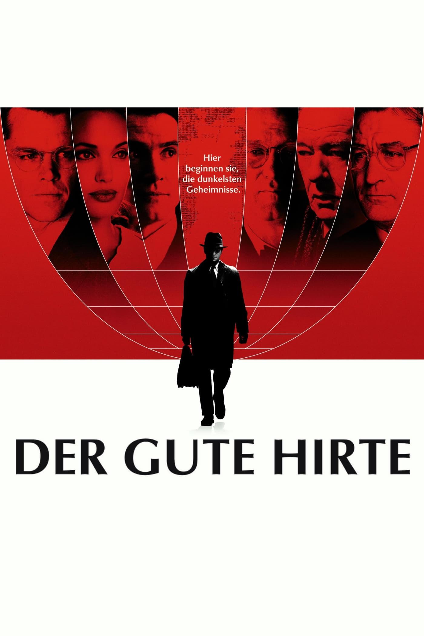 """Plakat von """"Der gute Hirte"""""""