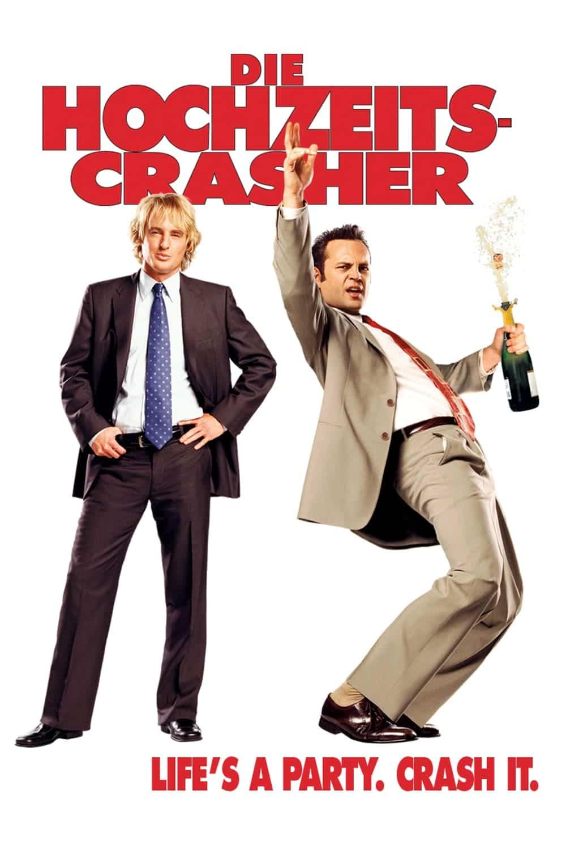"""Plakat von """"Die Hochzeits-Crasher"""""""