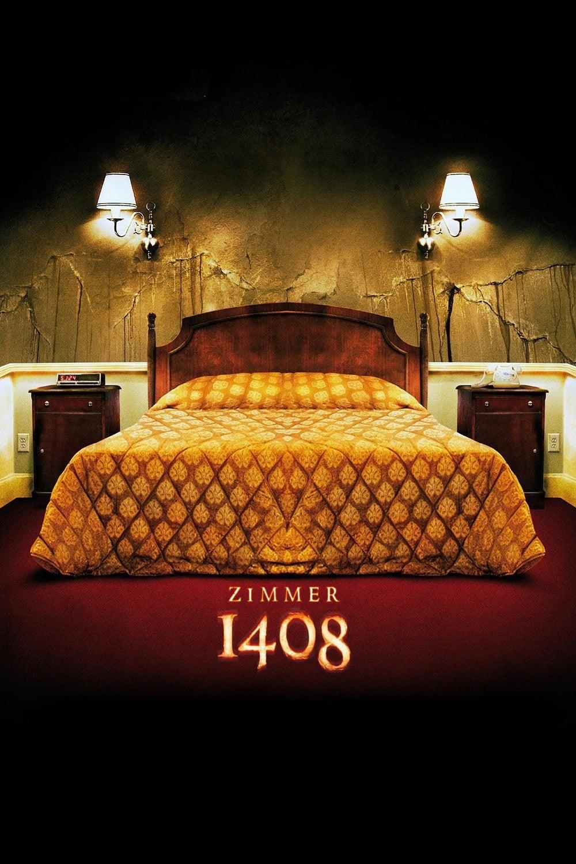 """Plakat von """"Zimmer 1408"""""""
