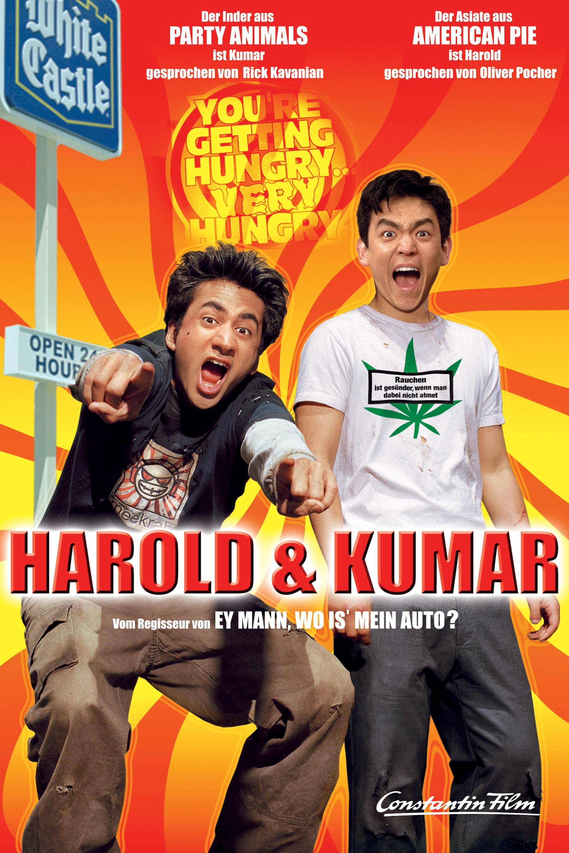 """Plakat von """"Harold & Kumar"""""""