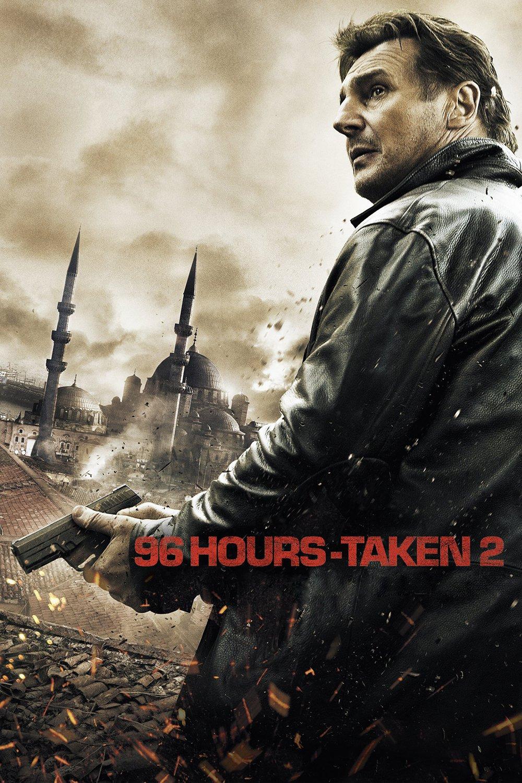 """Plakat von """"96 Hours - Taken 2"""""""