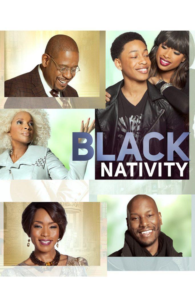 """Plakat von """"Black Nativity"""""""