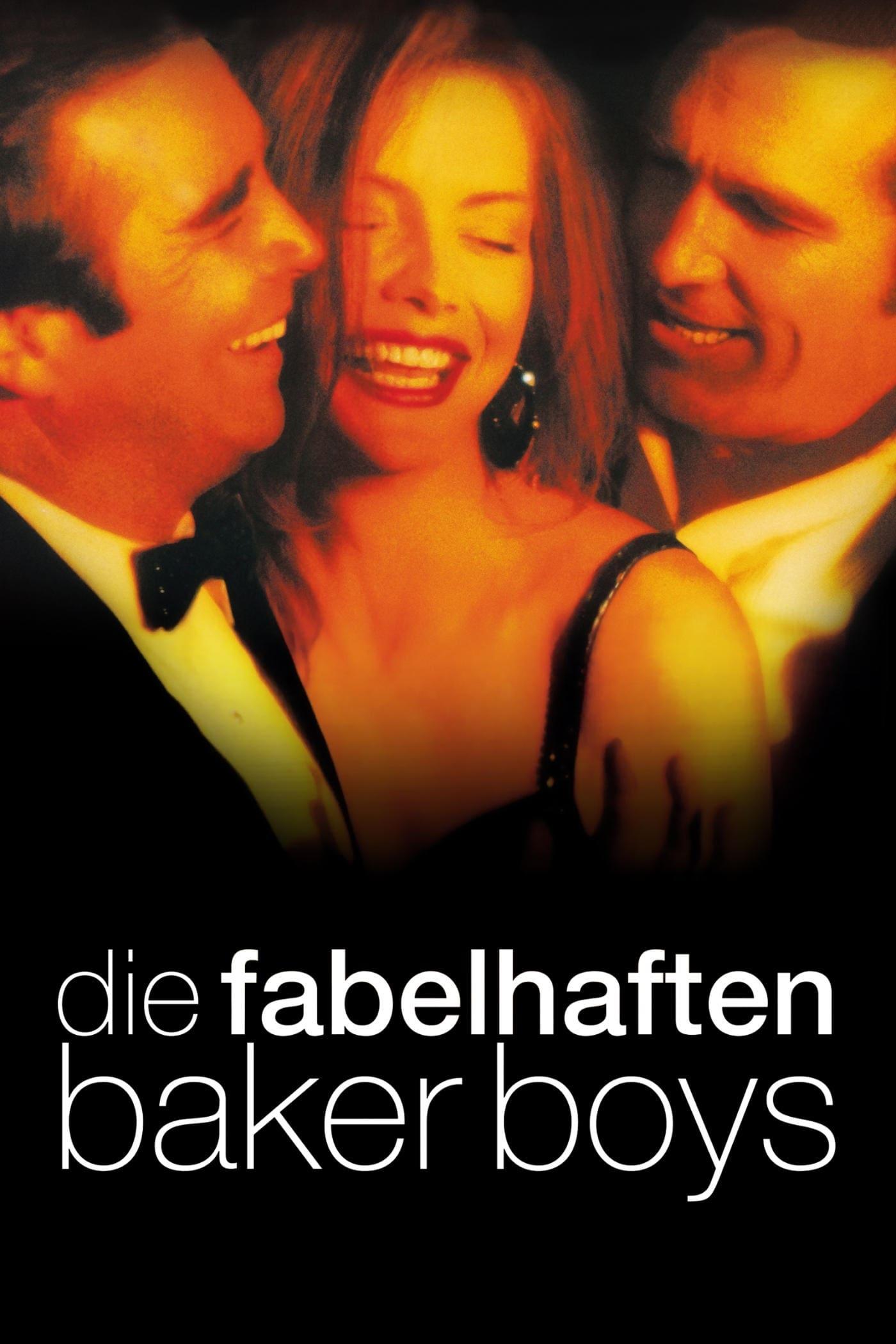 """Plakat von """"Die fabelhaften Baker Boys"""""""