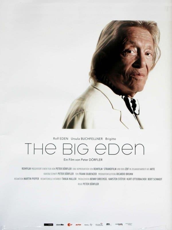 """Plakat von """"The Big Eden"""""""