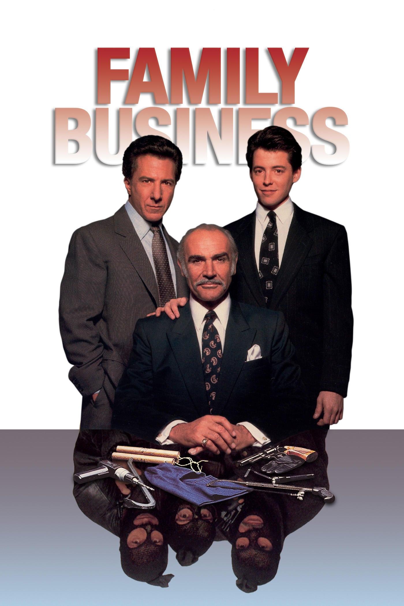 """Plakat von """"Family Business"""""""