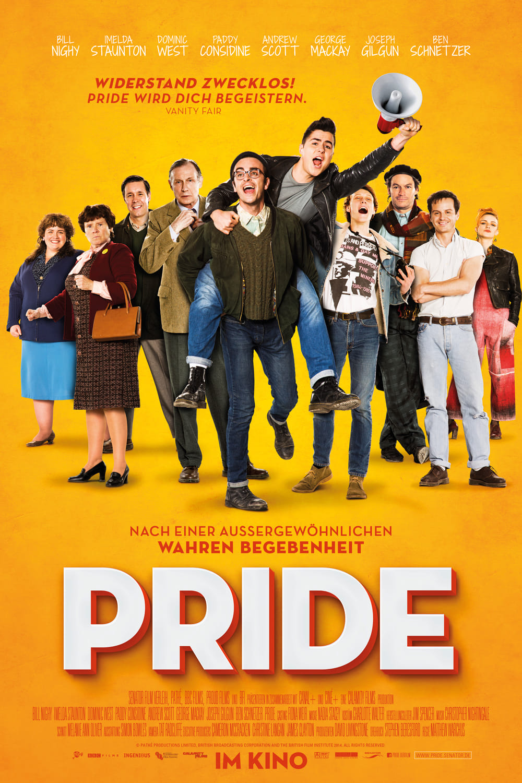 """Plakat von """"Pride"""""""