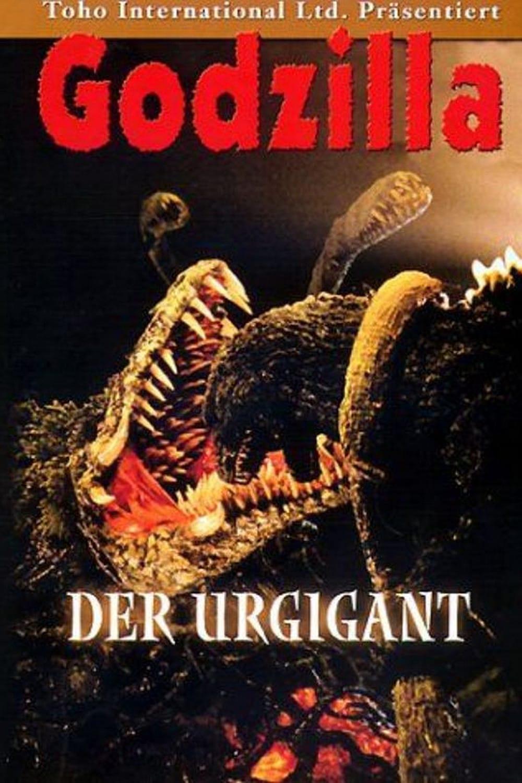"""Plakat von """"Godzilla - Der Urgigant"""""""
