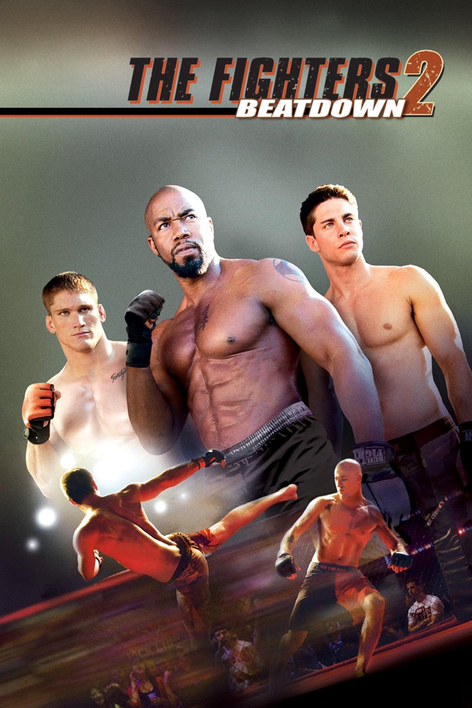 """Plakat von """"The Fighters 2 - Beatdown"""""""