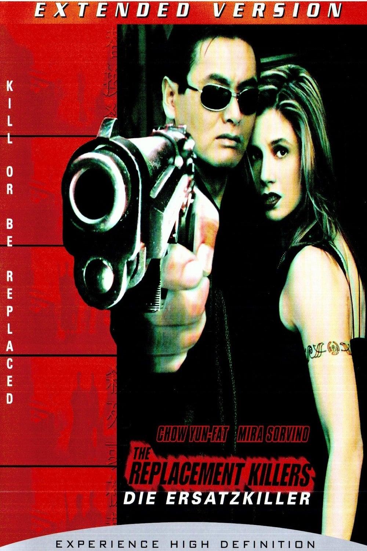 """Plakat von """"The Replacement Killers - Die Ersatzkiller"""""""