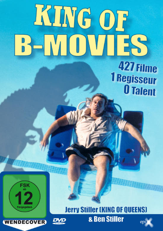 """Plakat von """"King of B-Movies"""""""