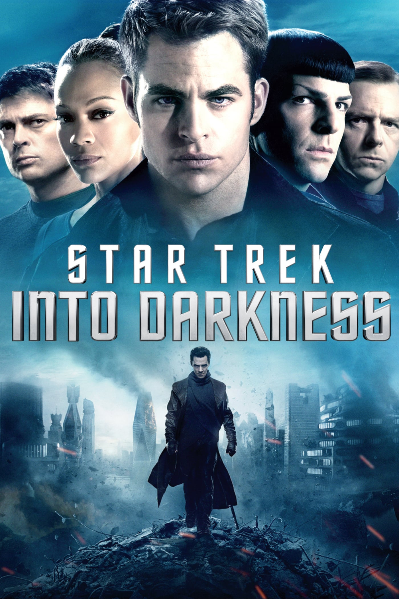 "Plakat von ""Star Trek Into Darkness"""