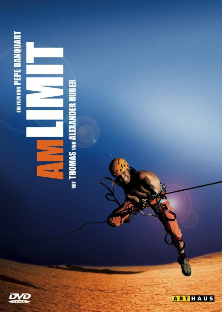 """Plakat von """"Am Limit"""""""