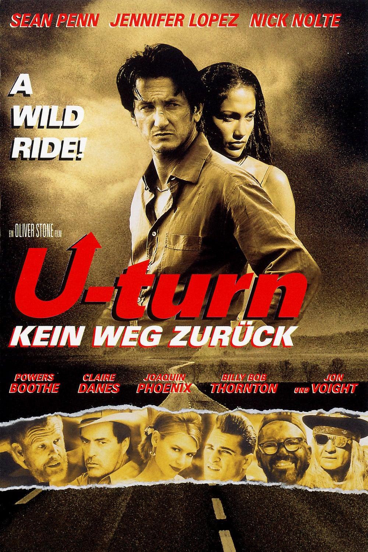 """Plakat von """"U-Turn – Kein Weg zurück"""""""