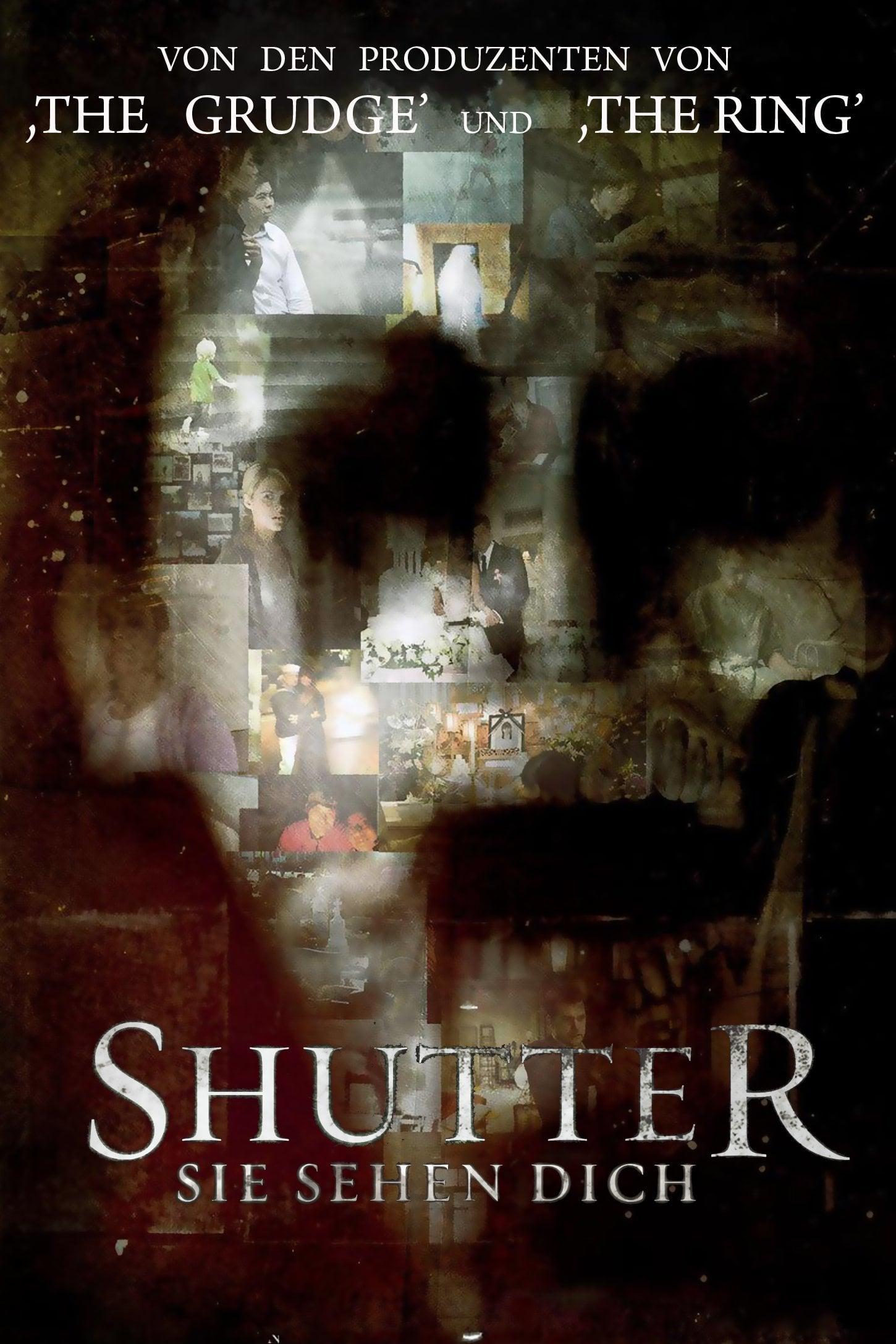 """Plakat von """"Shutter - Sie sehen dich"""""""