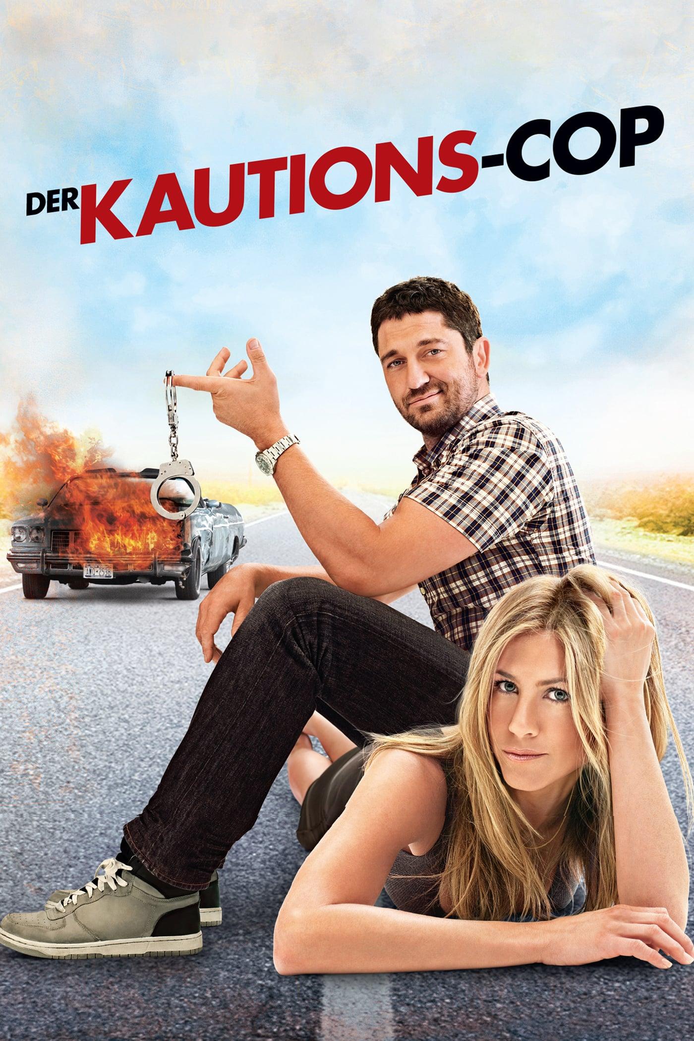 """Plakat von """"Der Kautions-Cop"""""""
