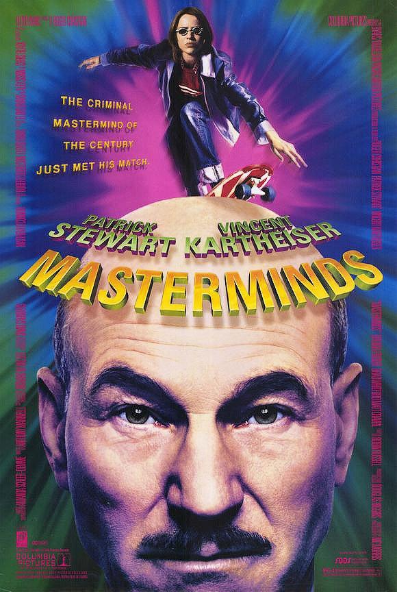 """Plakat von """"Masterminds - Das Duell"""""""