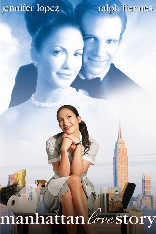 """Plakat von """"Manhattan Love Story"""""""