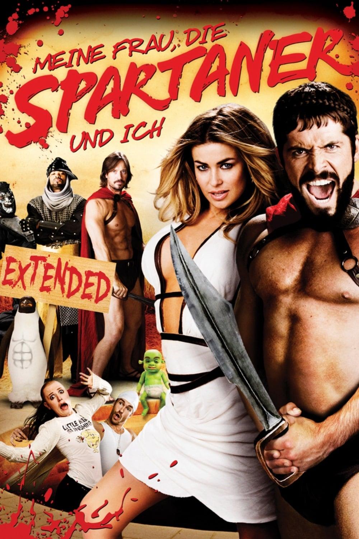 """Plakat von """"Meine Frau, die Spartaner und ich"""""""