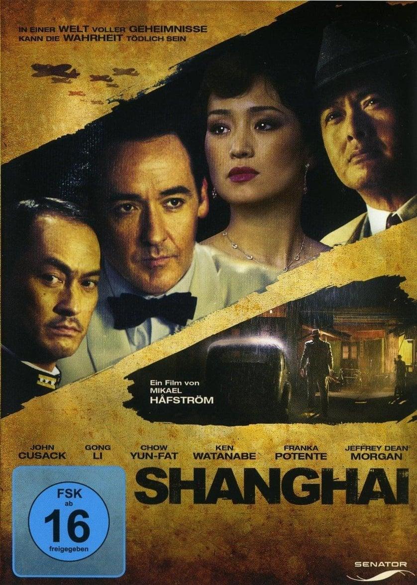 """Plakat von """"Shanghai"""""""