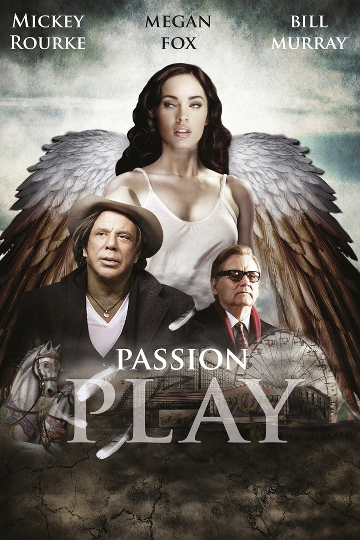 """Plakat von """"Passion Play"""""""