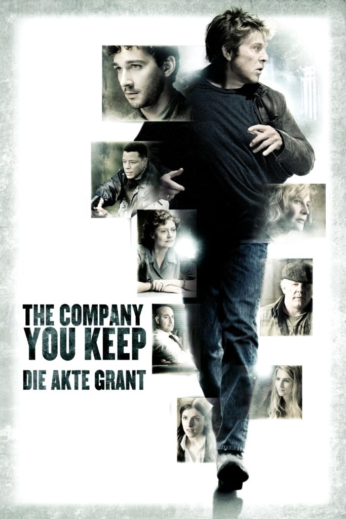 """Plakat von """"The Company You Keep - Die Akte Grant"""""""