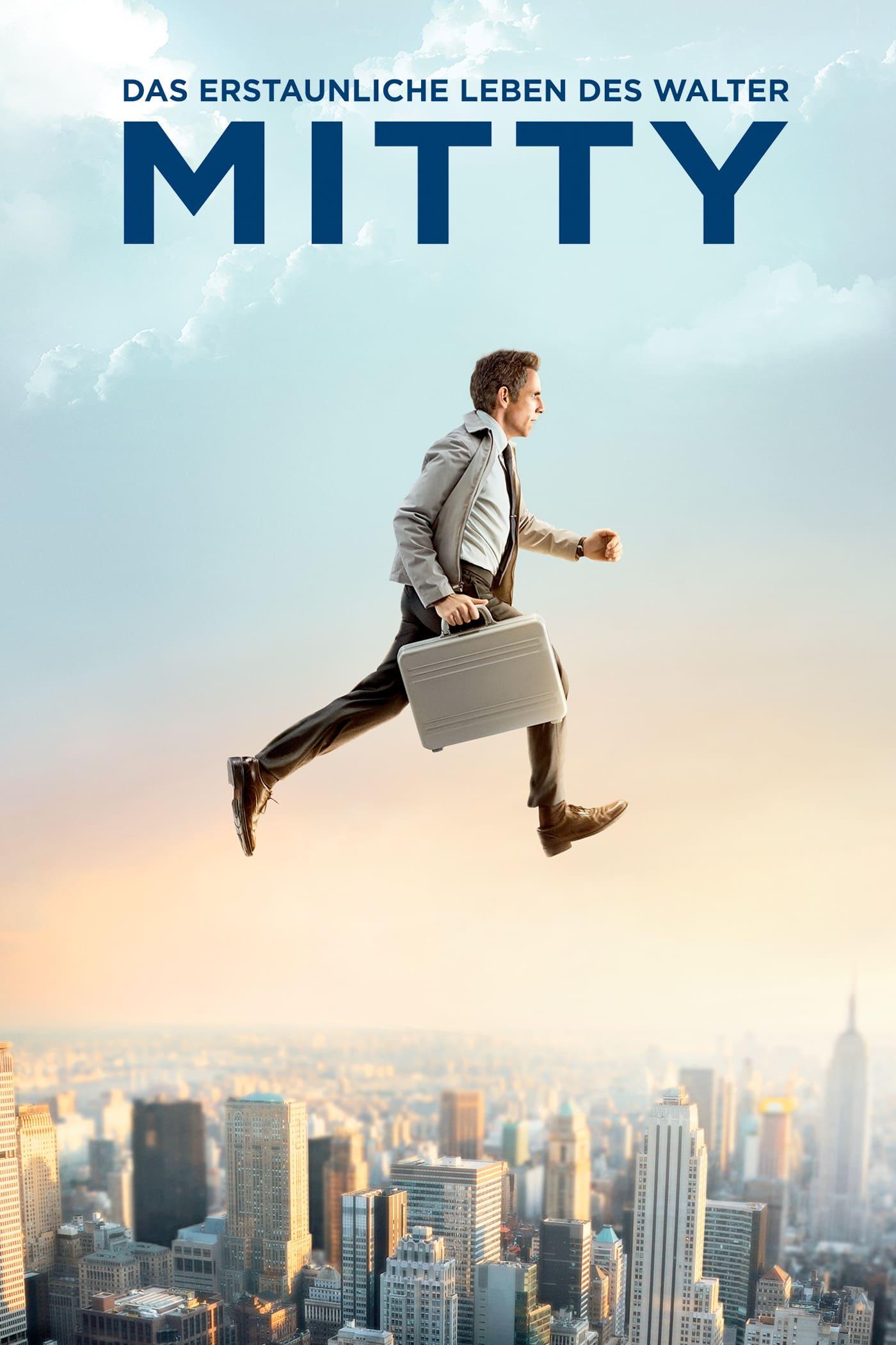 """Plakat von """"Das erstaunliche Leben des Walter Mitty"""""""