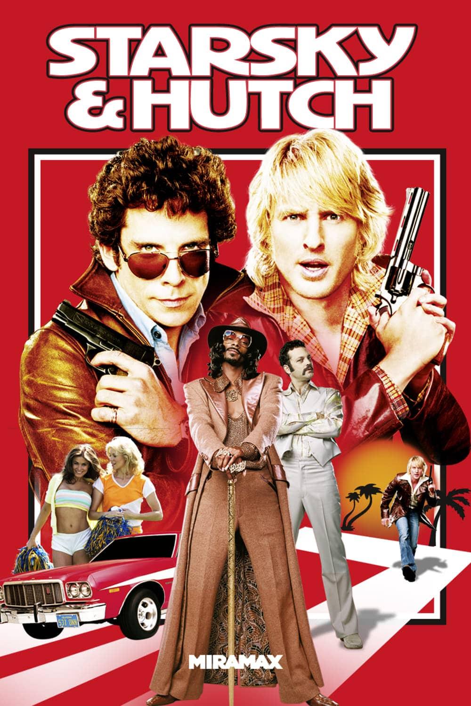 """Plakat von """"Starsky & Hutch"""""""