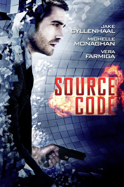 """Plakat von """"Source Code"""""""