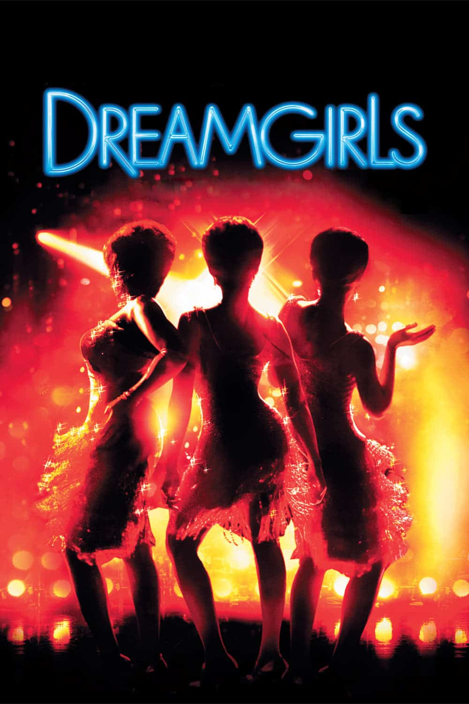 """Plakat von """"Dreamgirls"""""""
