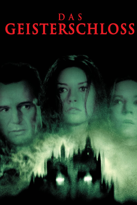 "Plakat von ""Das Geisterschloss"""