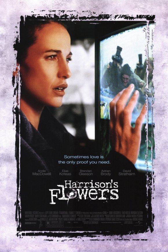 """Plakat von """"Harrison's Flowers"""""""