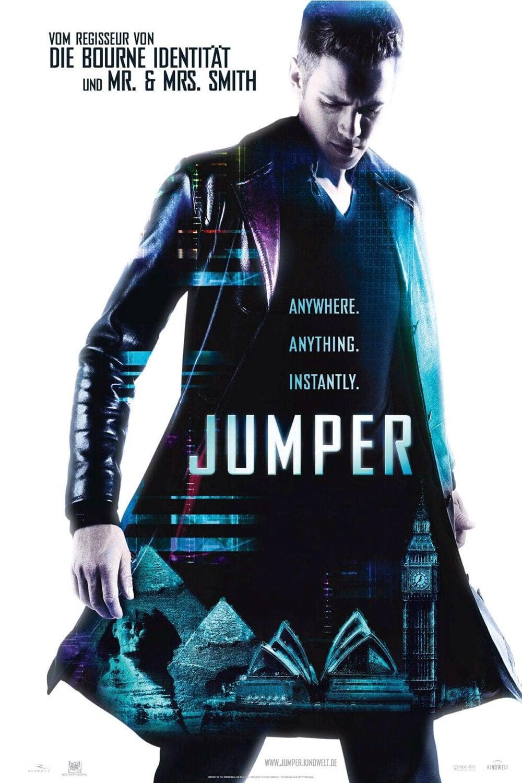 """Plakat von """"Jumper"""""""