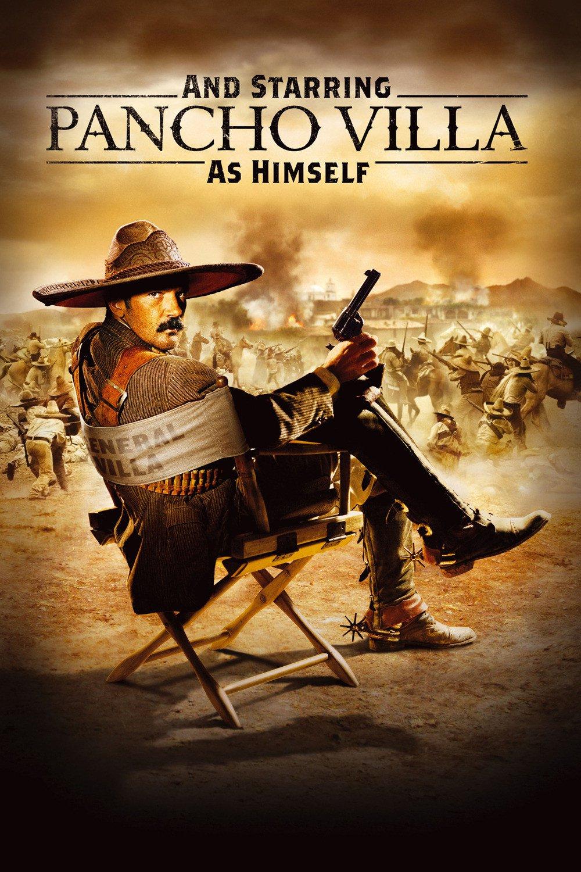 "Plakat von ""Pancho Villa - Mexican Outlaw"""