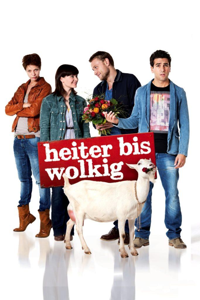 """Plakat von """"Heiter bis Wolkig"""""""