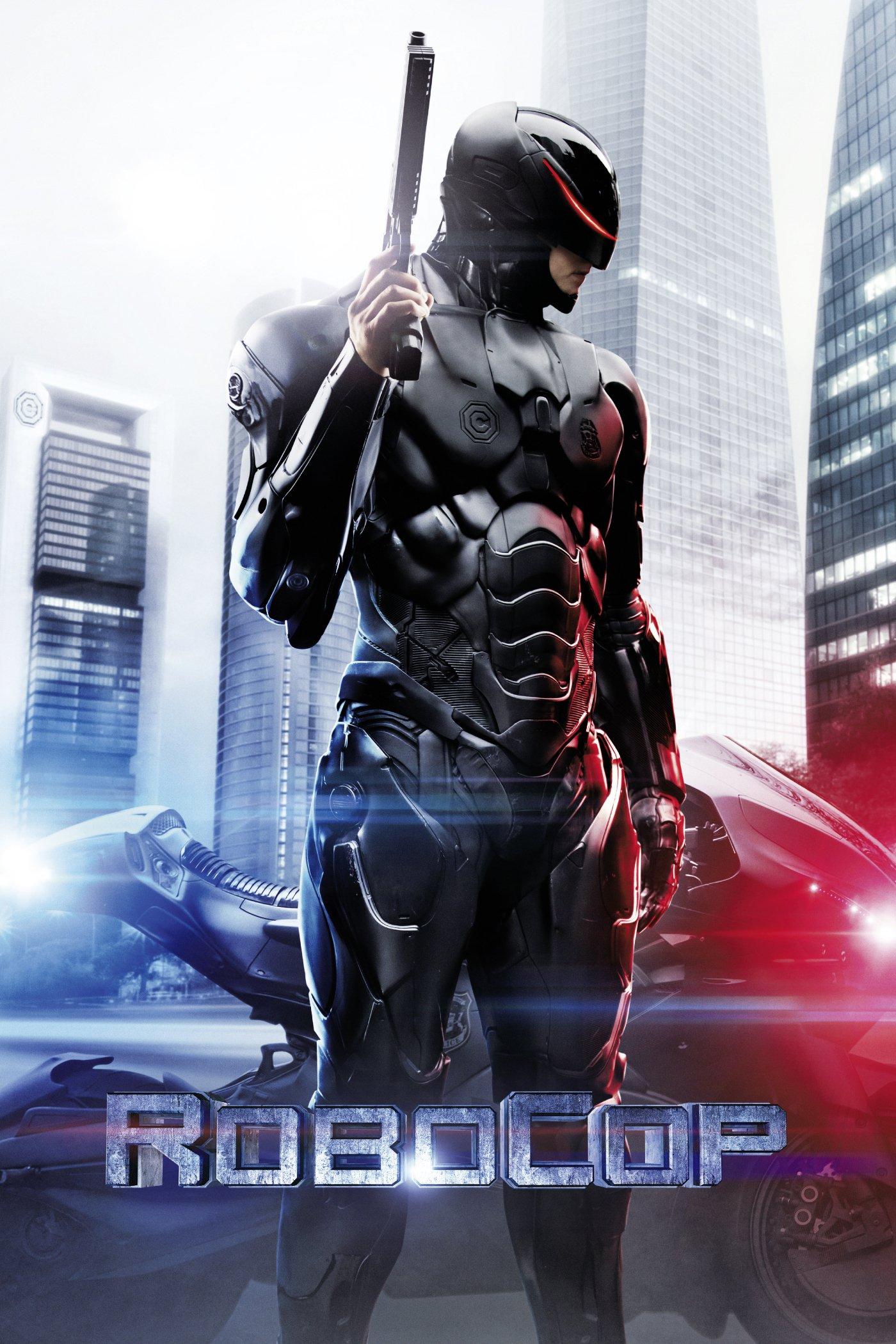"""Plakat von """"RoboCop"""""""