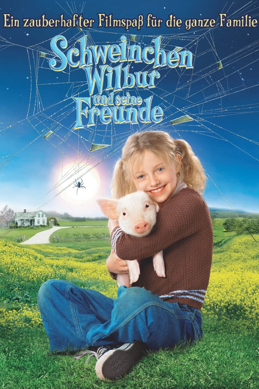 """Plakat von """"Schweinchen Wilbur und seine Freunde"""""""