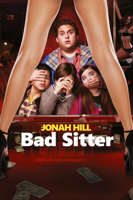 """Plakat von """"Bad Sitter"""""""