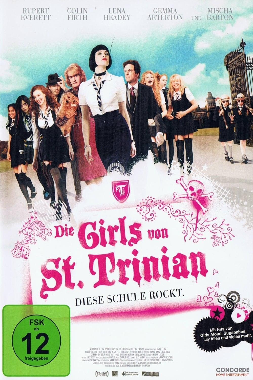 """Plakat von """"Die Girls von St. Trinian"""""""