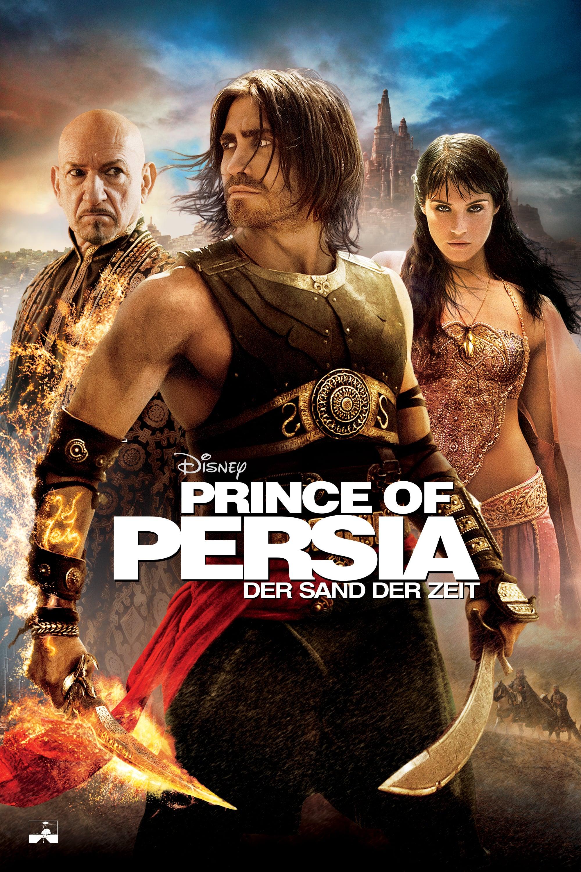 """Plakat von """"Prince of Persia - Der Sand der Zeit"""""""