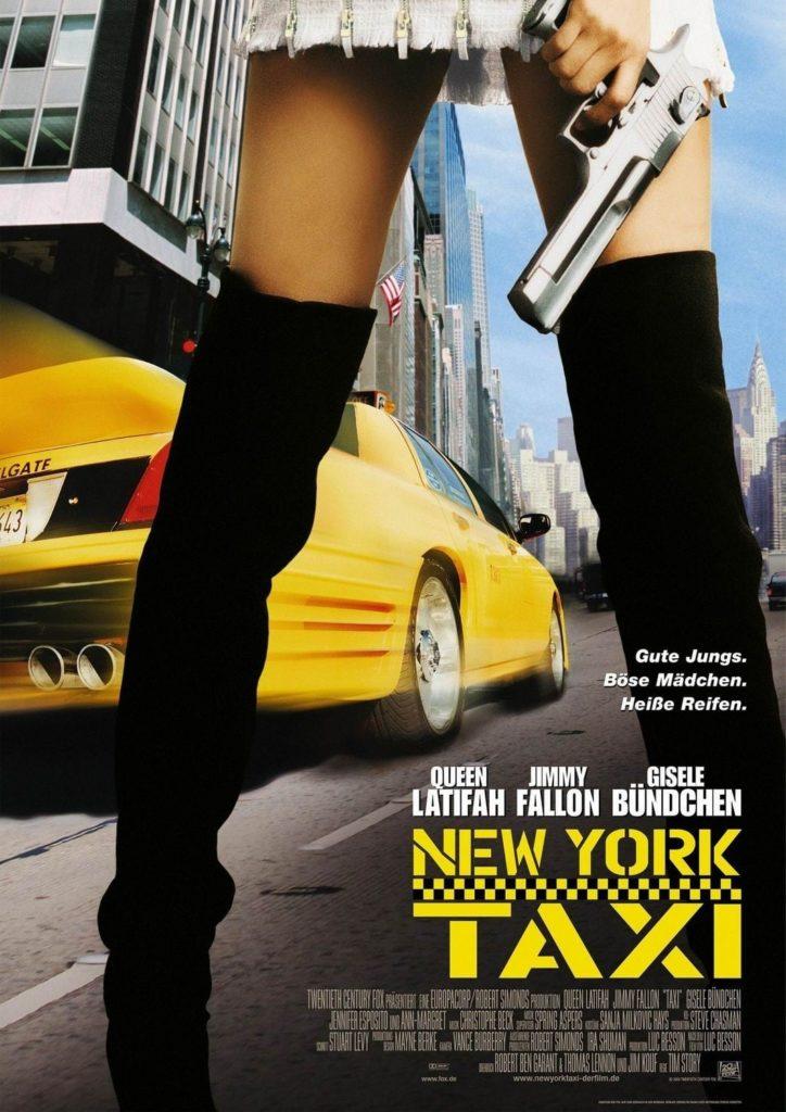 """Plakat von """"New York Taxi"""""""