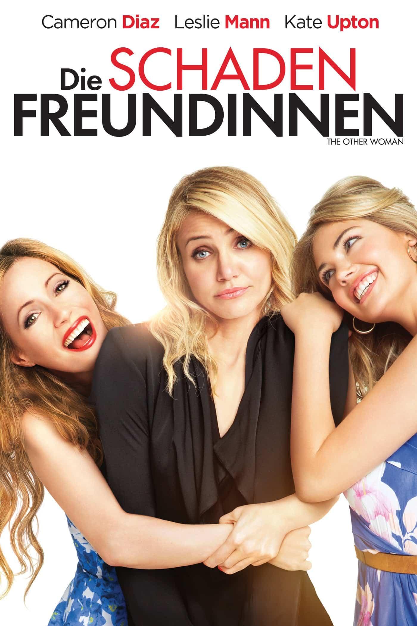 """Plakat von """"Die Schadenfreundinnen"""""""