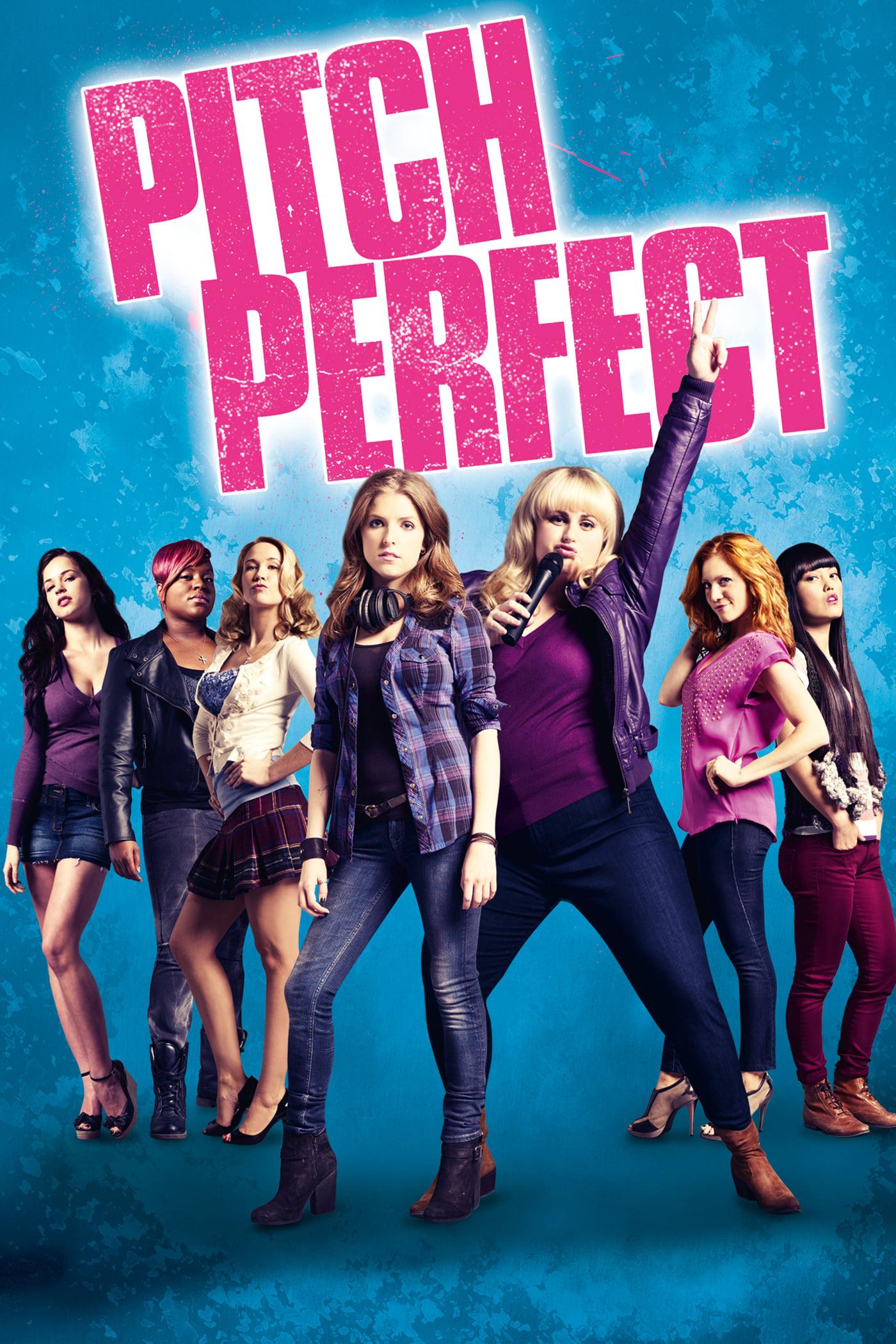 """Plakat von """"Pitch Perfect"""""""