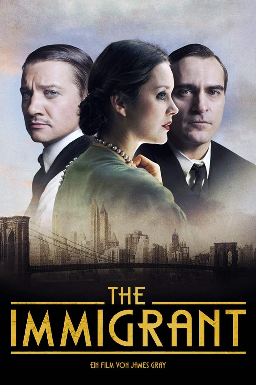 """Plakat von """"The Immigrant"""""""