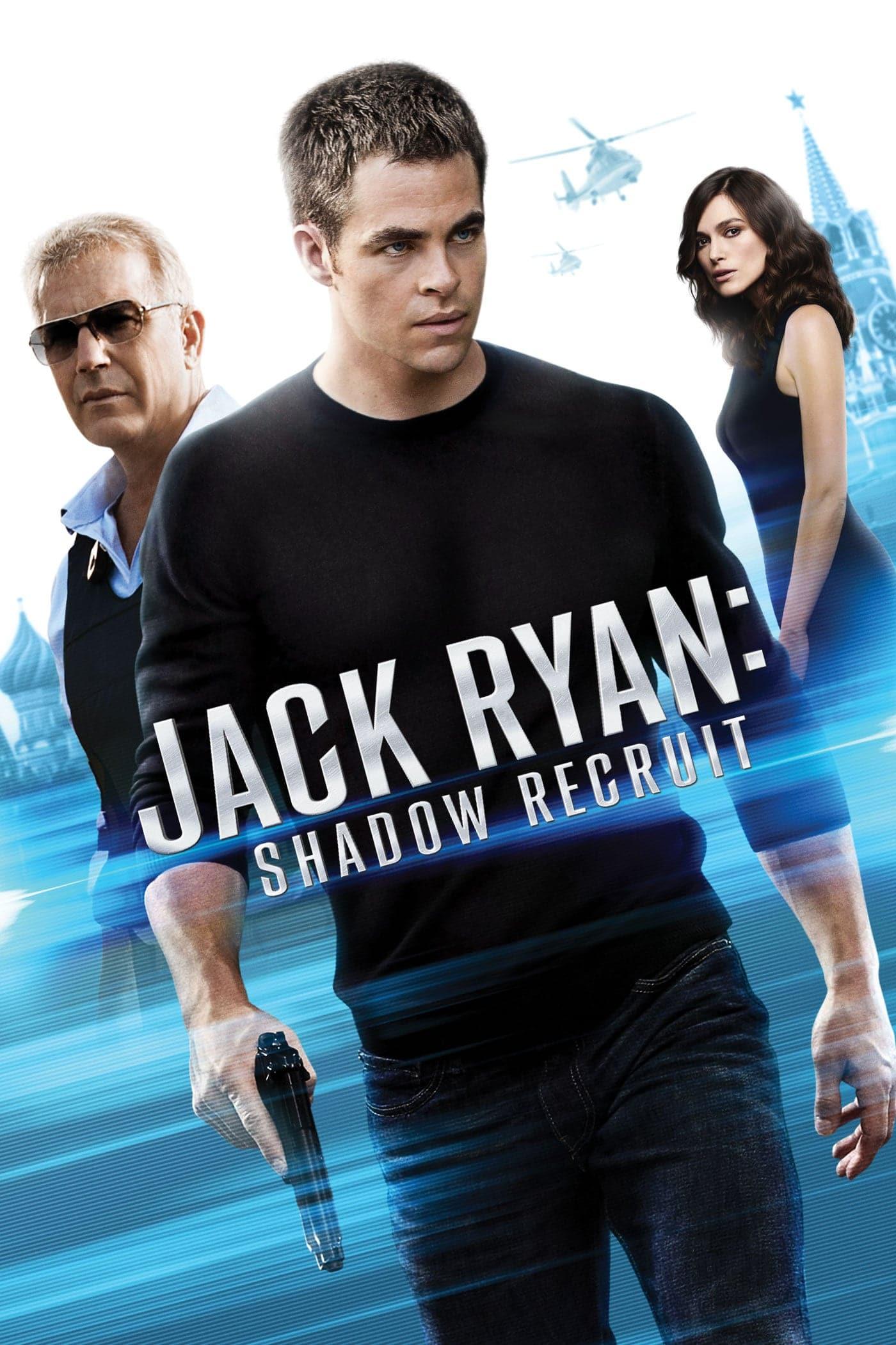 """Plakat von """"Jack Ryan: Shadow Recruit"""""""