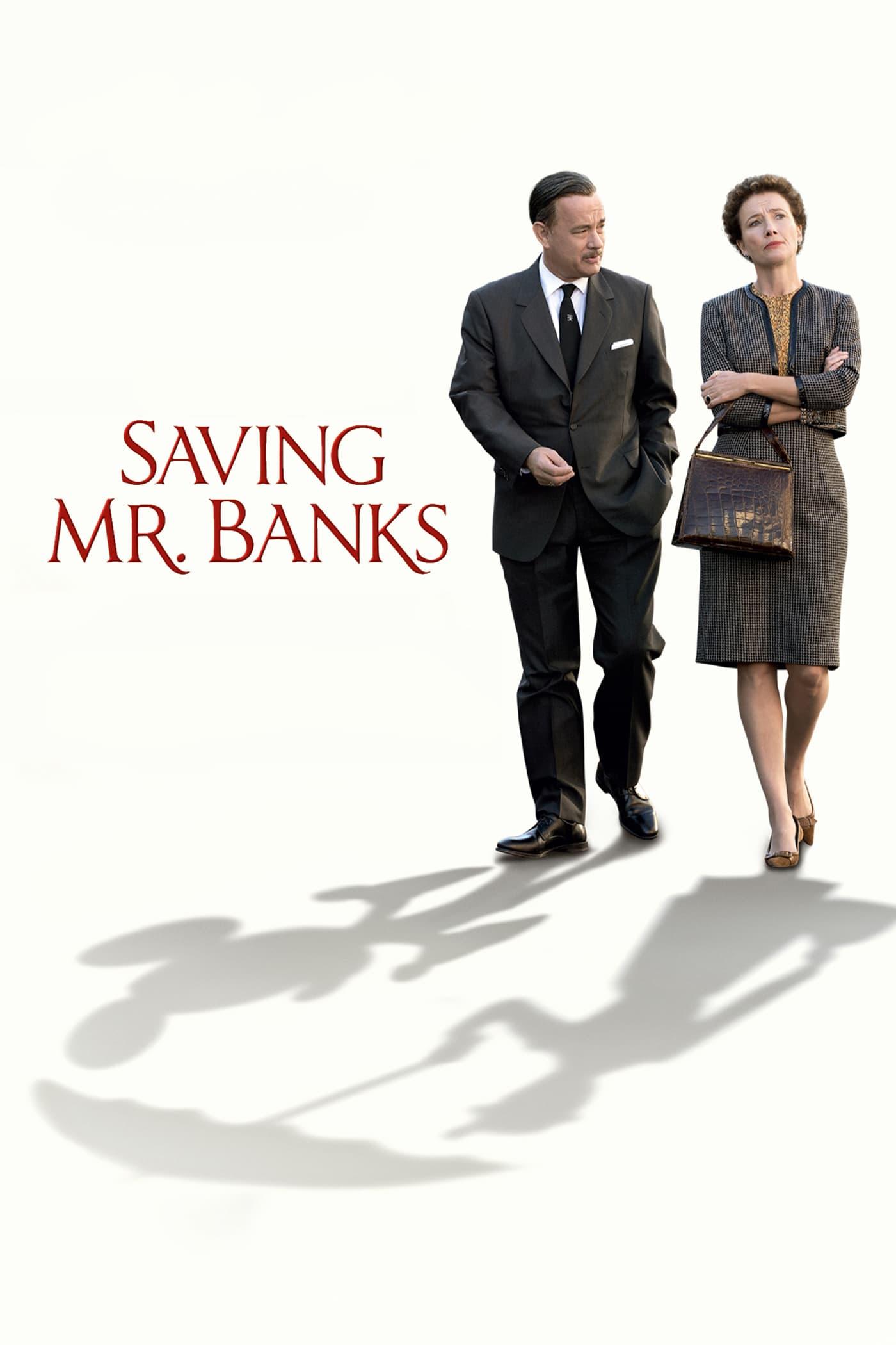 "Plakat von ""Saving Mr. Banks"""