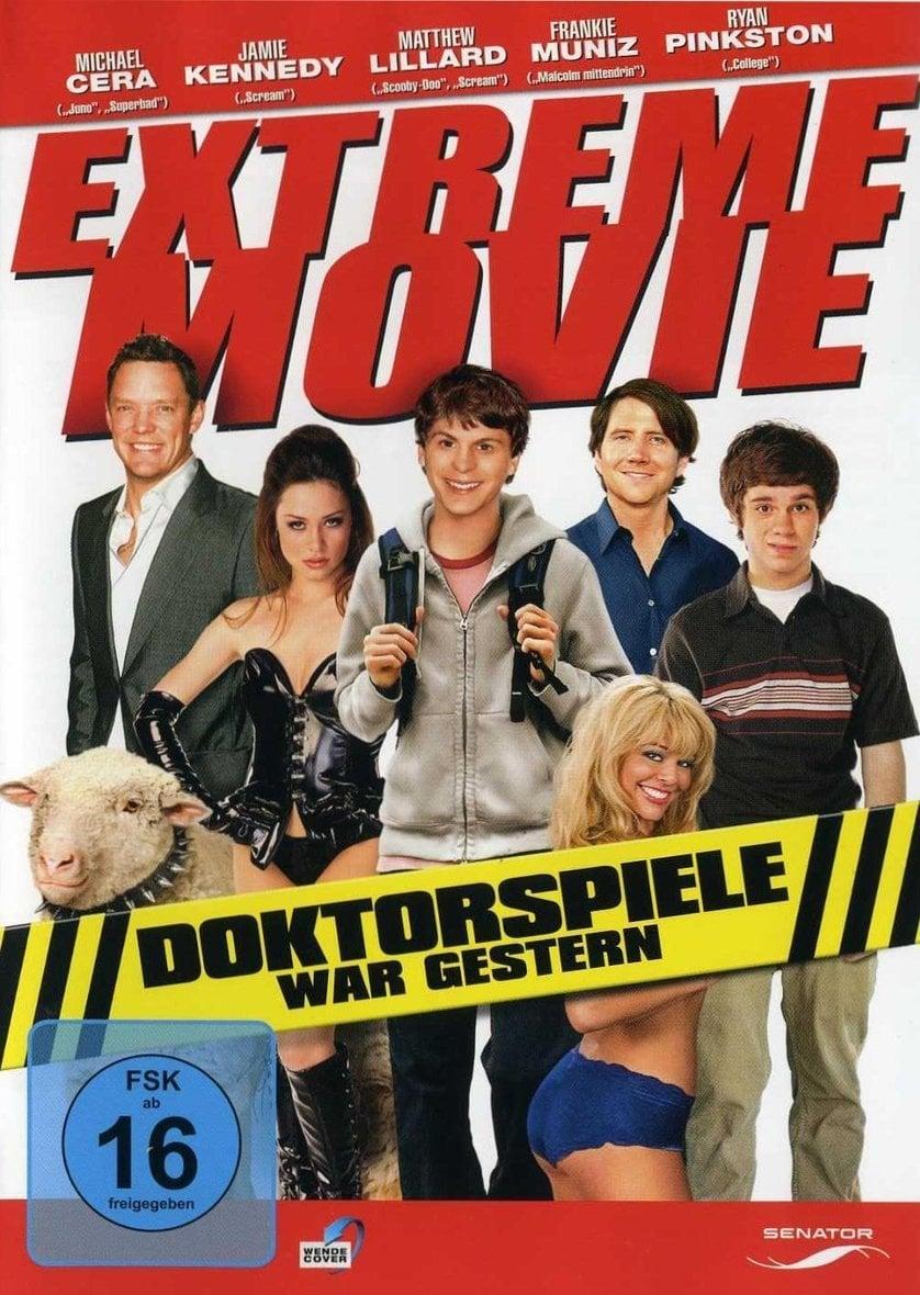 """Plakat von """"Extreme Movie"""""""